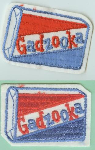 gadzooka patch