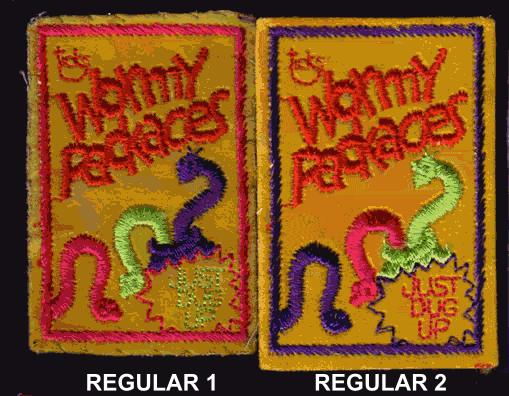 Wormy packages PATCHES