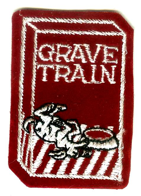 gravetrain patch