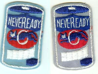 neveready patches
