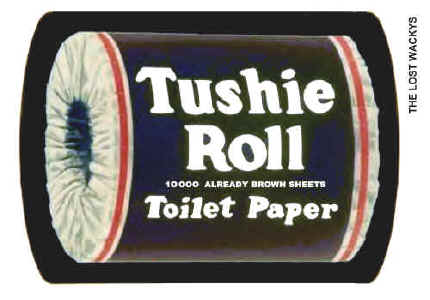 tushie roll