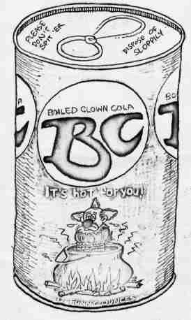 boiled clown cola