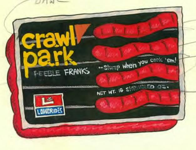 crawl park franks