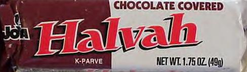 halvah candy