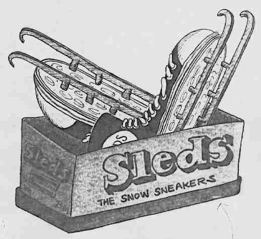 sleds sneakers
