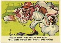 Baseball Weird Ohs