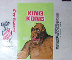King kong wrapper.