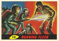 Mars Attacks card set.