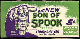 Spook stories box series 2. Son of spook theatre.