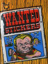 Wanted Stickers