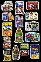 vending stickers
