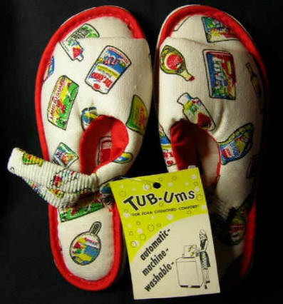 wacky pack slippers