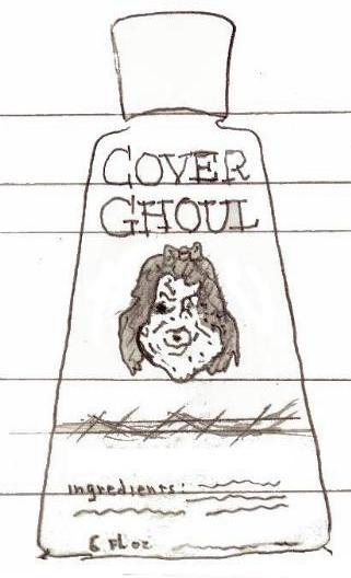cover ghoul rough