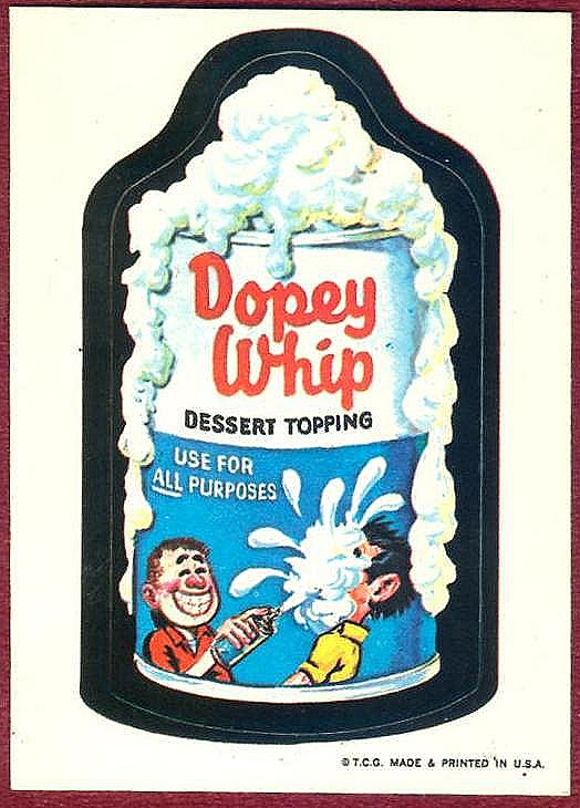 dopey. calming meds people dopey