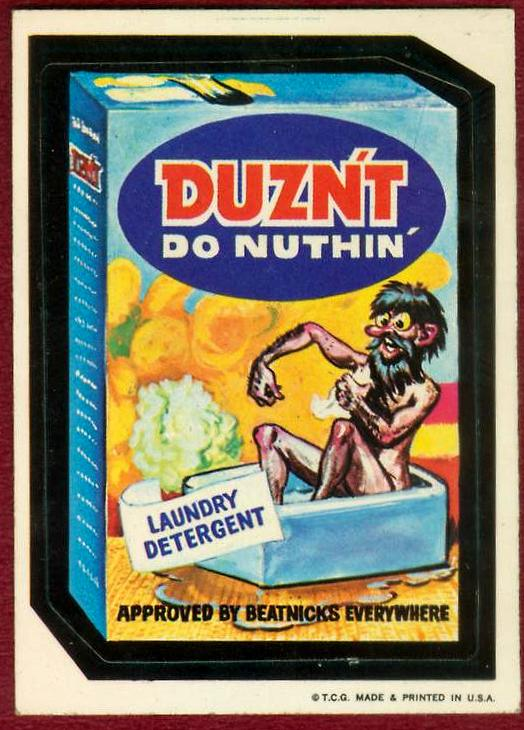 duzn't do nuthin