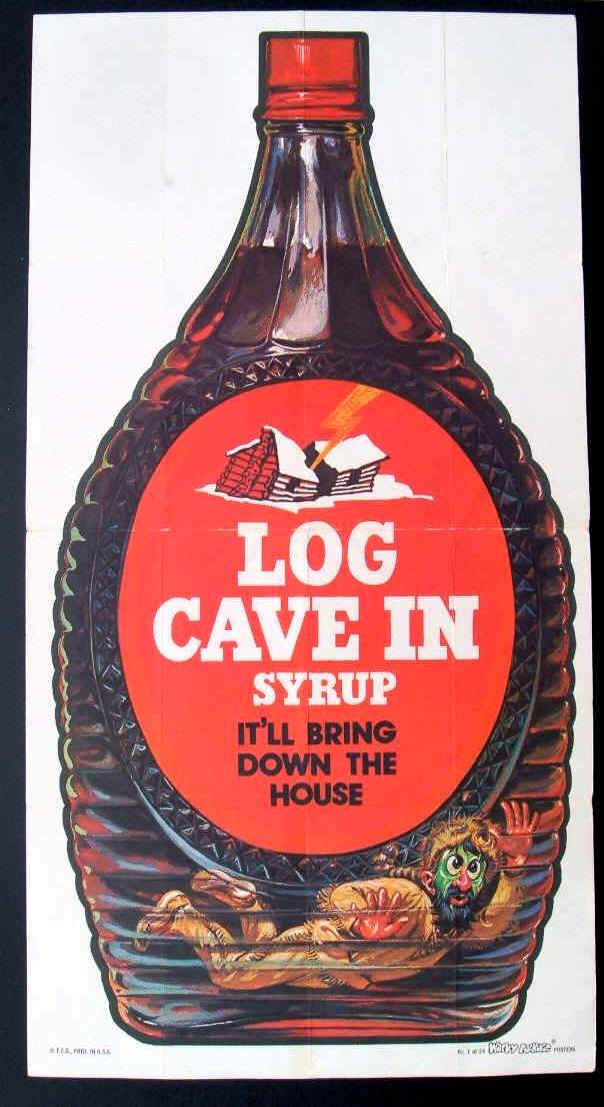 Log Cave-In