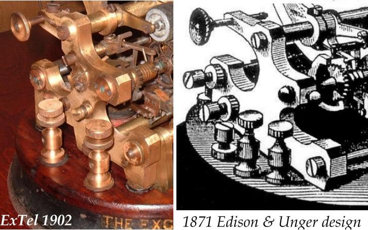western union stock ticker universal ticker thomas edison